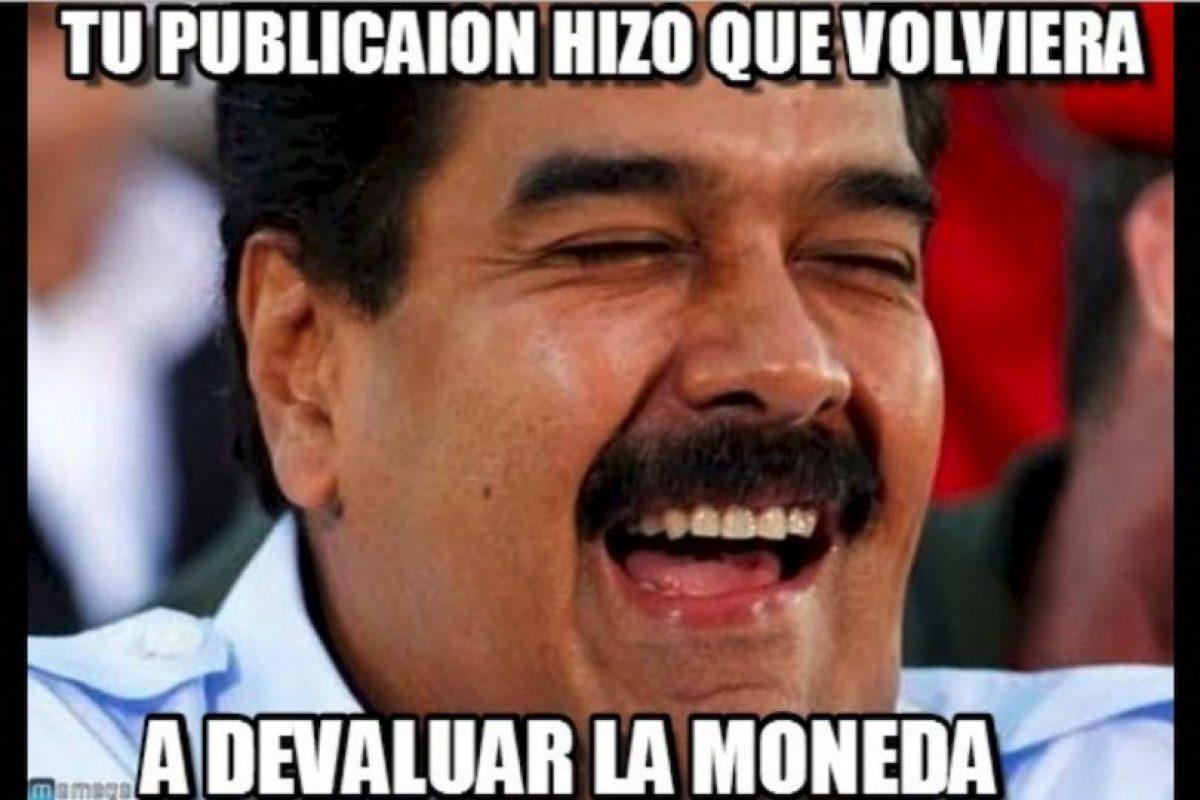 Nicolás Maduro, presidente de Venezuela Foto:Twitter – Archivo. Imagen Por:
