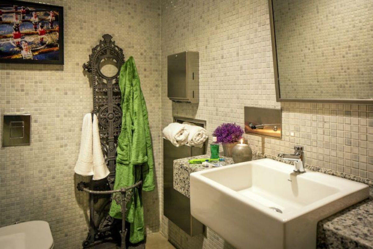 El baño Foto:Airbnb. Imagen Por: