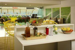 Todo se encuentra en la suite VIP para disfrutar de su estadía. Foto:Airbnb. Imagen Por: