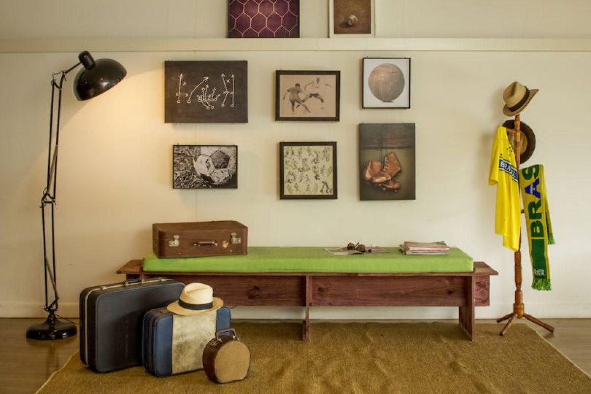 La habitación está diseñada para dos personas. Foto:Airbnb. Imagen Por:
