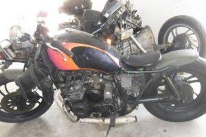 Una motocicleta. Foto:vía Tumblr. Imagen Por: