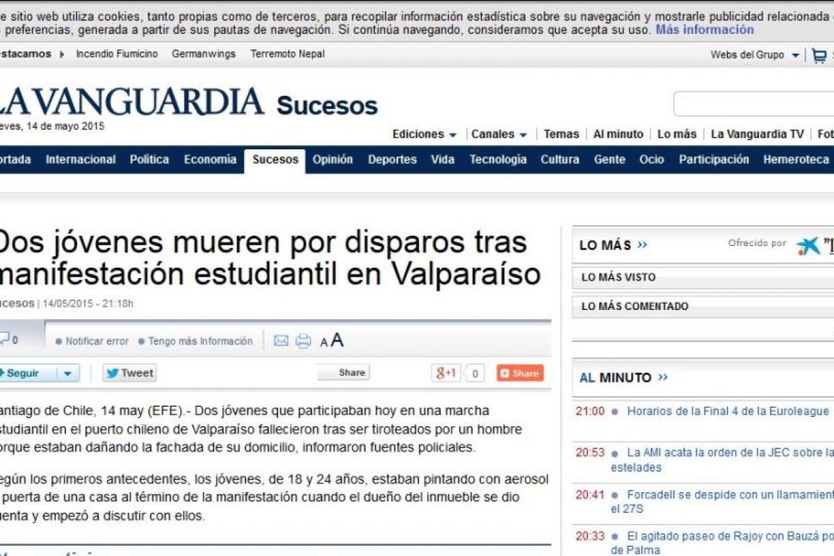 Foto:La Vanguardia. Imagen Por:
