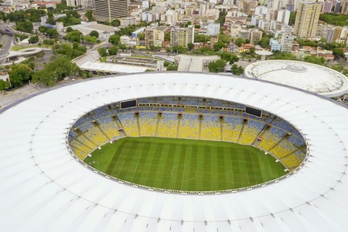 Fue totalmente remodelado para el Mundial de Brasil 2014. Foto:Airbnb. Imagen Por: