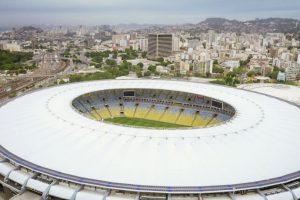 El Estadio Maracaná se ubica en Río de Janeiro, Brasil. Foto:Airbnb. Imagen Por: