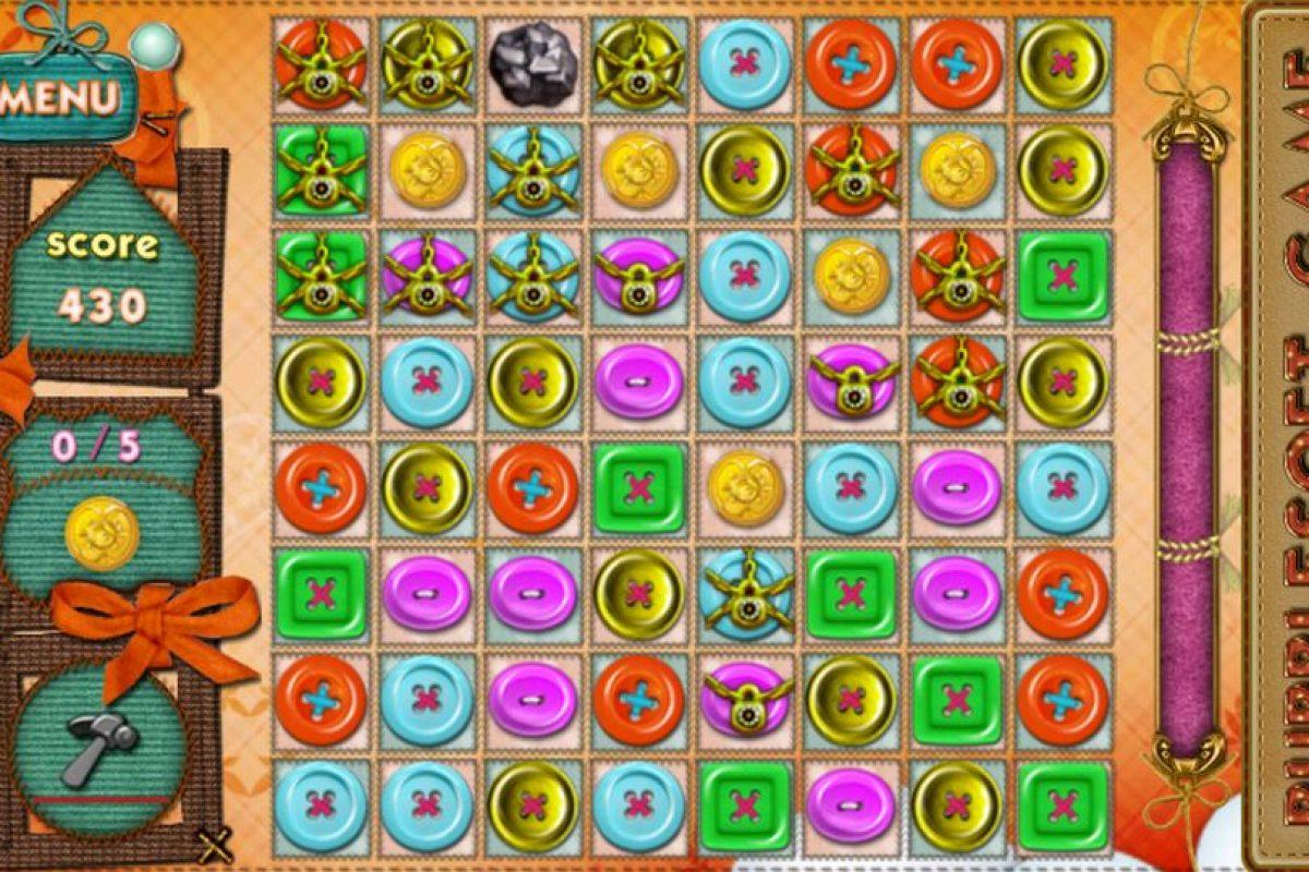 Buttons Crush Foto:BubbleSoft. Imagen Por: