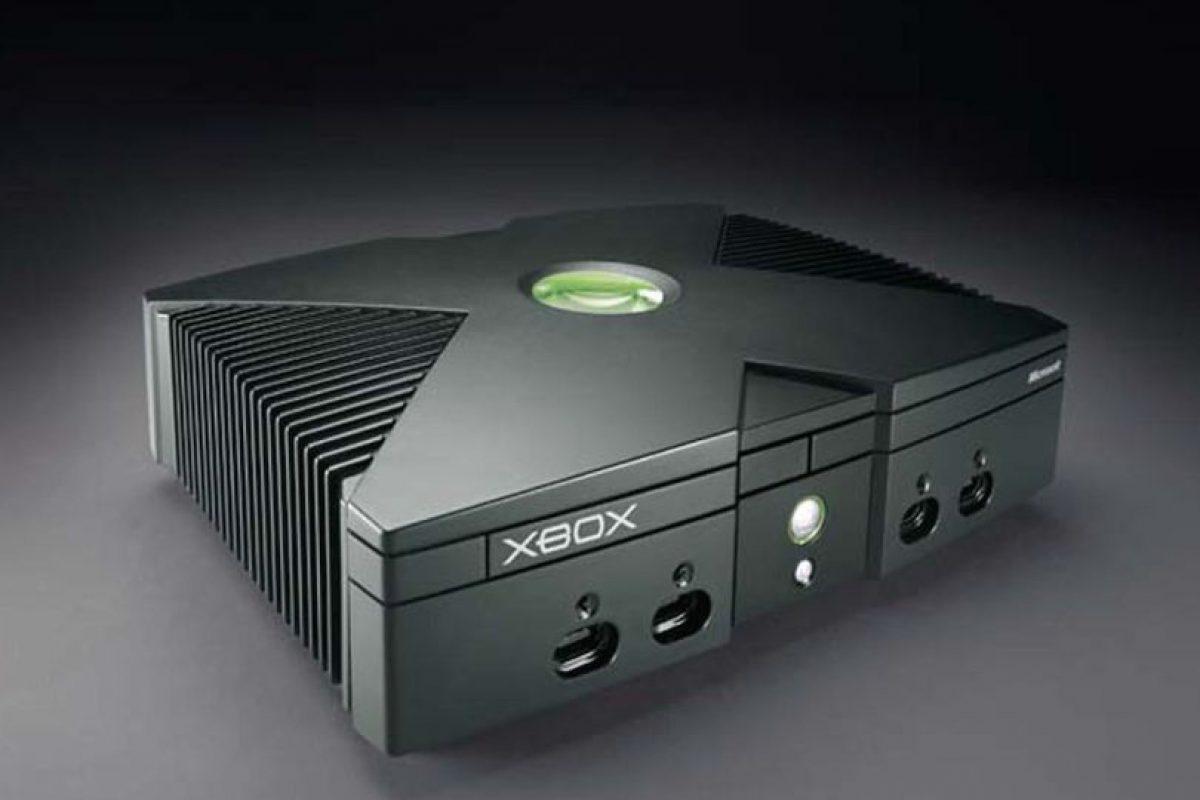 Xbox fue la primera videoconsola de sobremesa producida por Microsoft en colaboración con Intel Foto:Getty Images. Imagen Por: