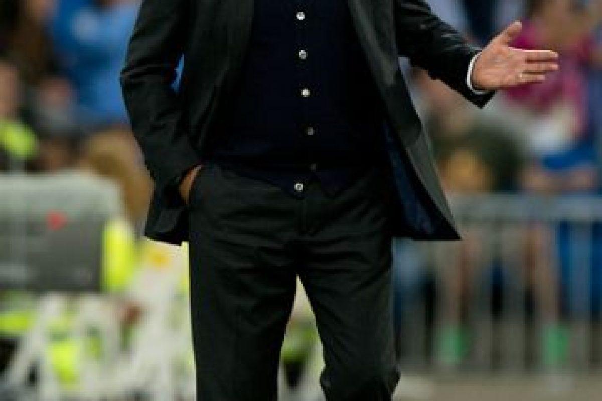 """Pero este 2015 se irá en """"blanco"""" pues no pudo ganar la Liga, Copa o Champions League. Foto:Getty Images. Imagen Por:"""