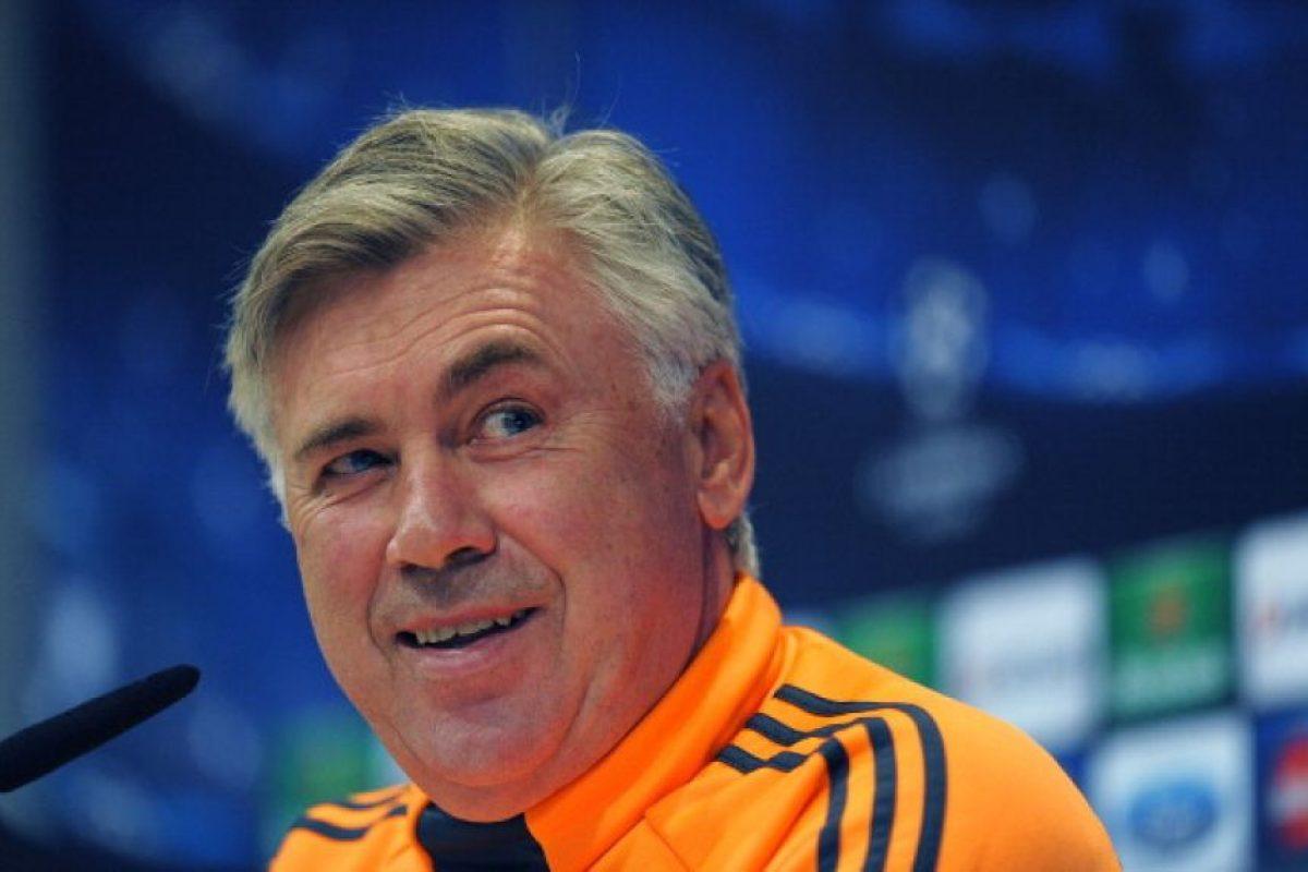 Tiene contrato con el club merengue hasta 2016. Foto:Getty Images. Imagen Por:
