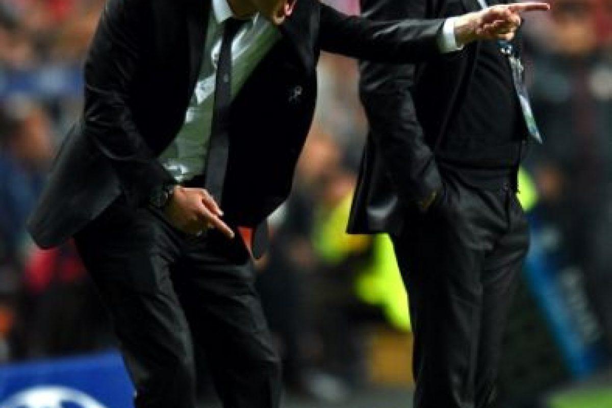 Esto ha provocado que diversos medios comiencen a barajar una posible salida del italiano. Foto:Getty Images. Imagen Por:
