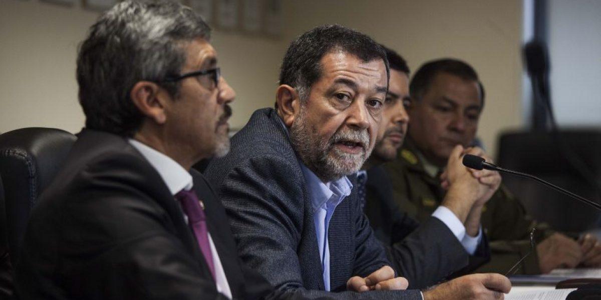 Subsecretario Aleuy encabezó Comité de Emergencia en La Araucanía