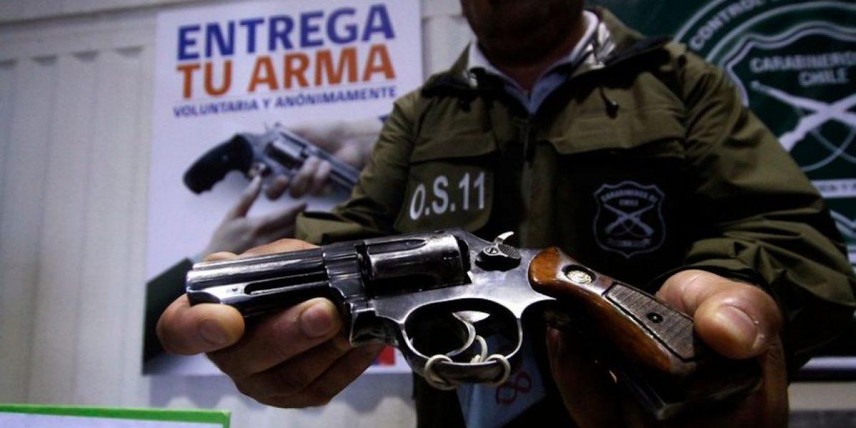 Crearán registro de siquiatras que dan certificados para armas de fuego