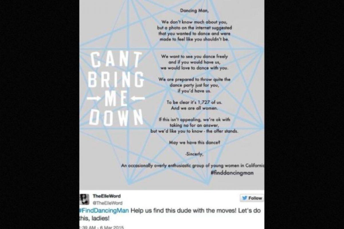 Al final ofreció una fiesta para él en Los Ángeles, con más de mil personas. Moby fue DJ en la misma. Pharrell cantó. Foto:Twitter. Imagen Por: