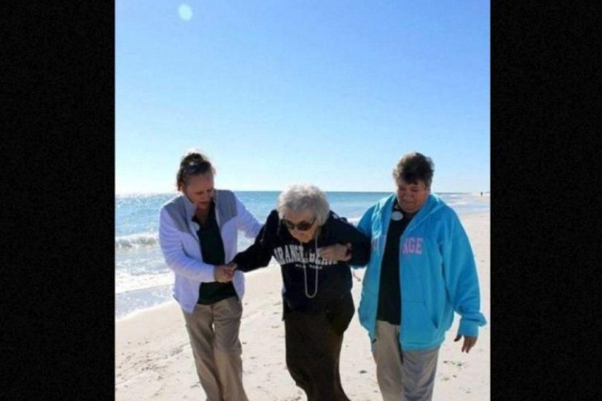 Gracias a su hogar de retiro pudo cumplir su sueño Foto:Perdido Beach Resort. Imagen Por:
