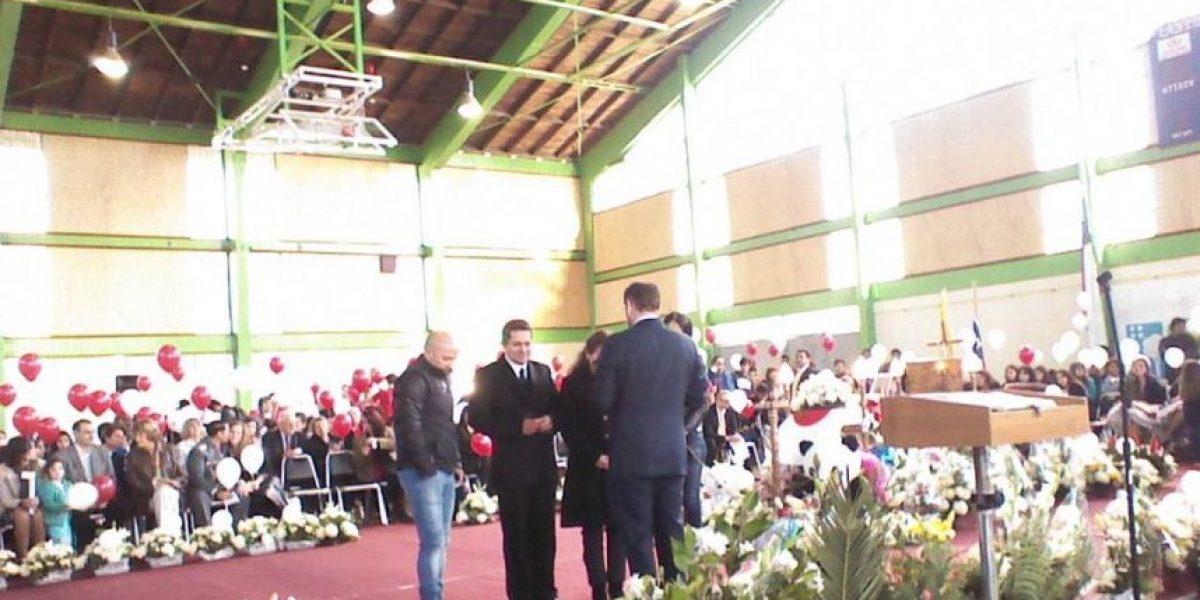 Sampaoli, Érika Olivera y Américo despidieron a Valentina en Melipilla