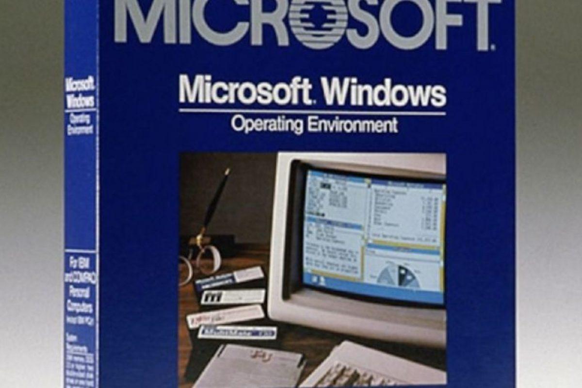 Microsoft inició actividades en el año de 1975 con la producción de software y pequeñas computadoras de escritorio. Les presentamos el Windows 1.0 creado por esta empresa en 1983. Foto:Vía windows.microsoft.com. Imagen Por: