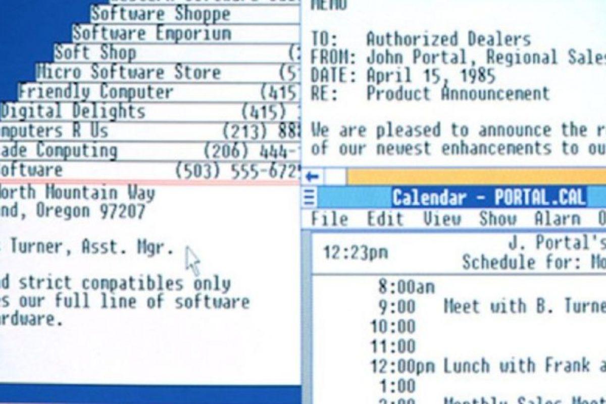 Así lucía el diseño de este inicial proyecto de Microsoft. Foto:Vía windows.microsoft.com. Imagen Por: