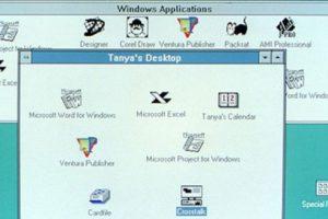 Windows 3.0 llegaría pero dos años después, en 1992, Microsoft anunciaba El primer Windows que usaría letras en su nombre: El Windows NT. Foto:Vía windows.microsoft.com. Imagen Por: