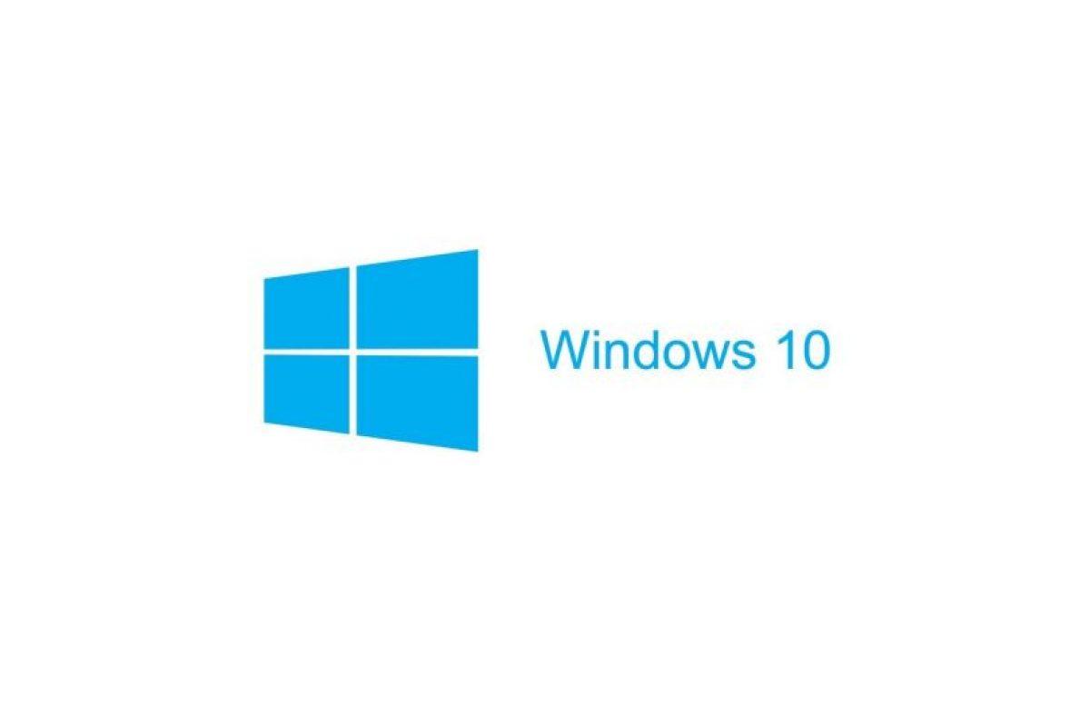 Windows 10 estará disponible este mismo año. Foto:Microsoft. Imagen Por: