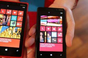 Desde el Windows 8, Microsoft también apuesta por desarrollo de plataformas móviles, como lo es su Windows Phone. Foto:Getty Images. Imagen Por: