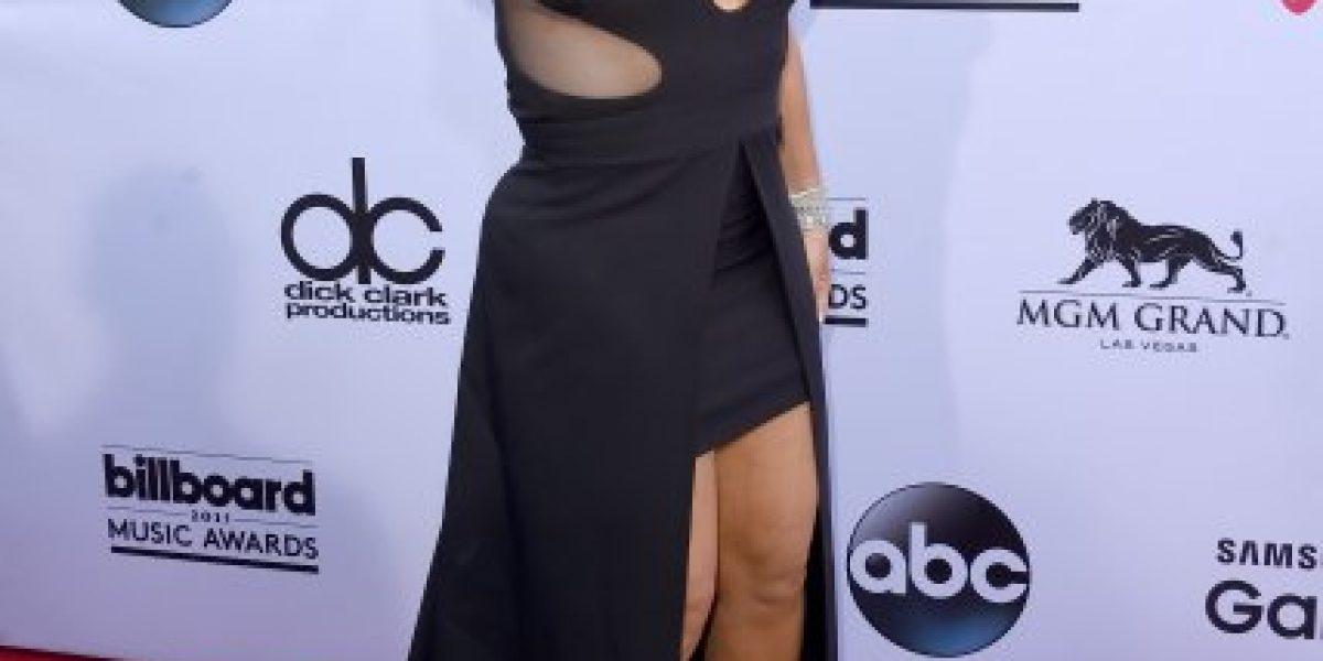 Billboard Music Awards: Así llegaron las divas de la música a la alfombra roja
