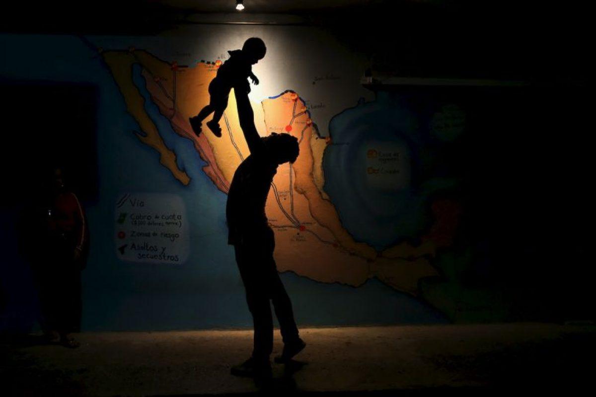 En una encuesta en Colombia el 42% de las mujeres informó que sus esposos o compañeros castigaban a sus hijos con golpes. Foto:Getty Images. Imagen Por: