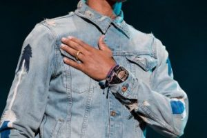 "Pharrell Williams, ""Happy"" Foto:Getty Images. Imagen Por:"