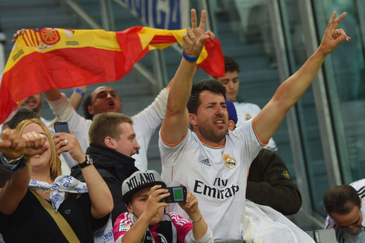 Esto provocó un enfrentamiento en el Aeropuerto del Prat, de la ciudad de Barcelona, donde el Real Madrid estuvo para medirse ante el Espanyol el pasado fin de semana. Foto:Getty Images. Imagen Por: