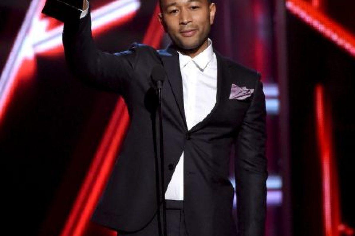 """John Legend, """"All of Me"""" Foto:Getty Images. Imagen Por:"""