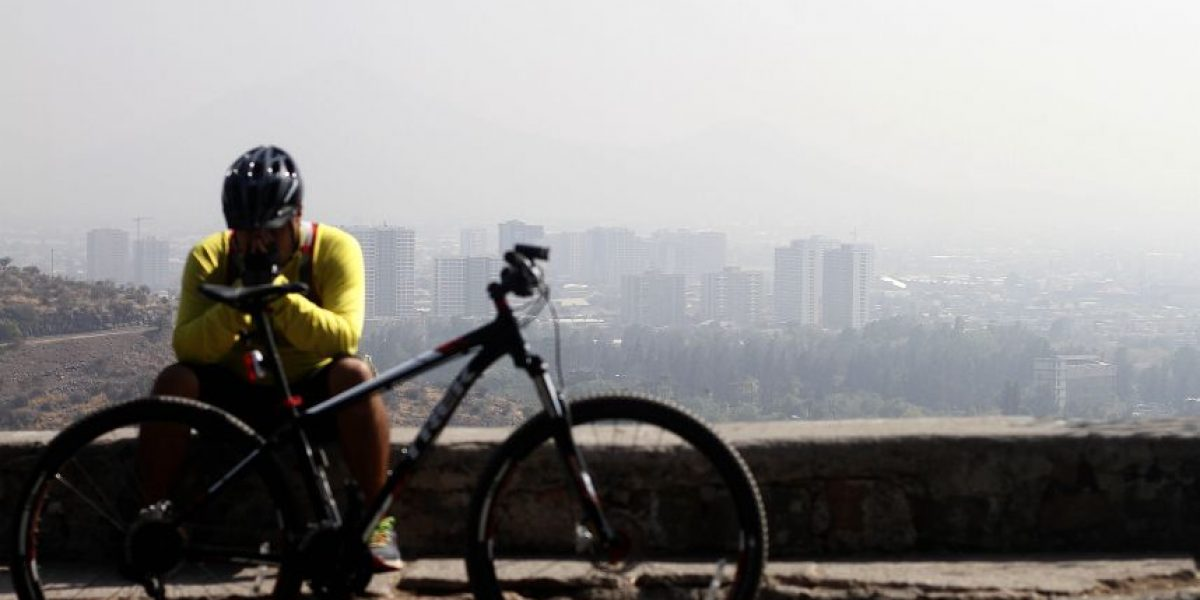 Alerta Ambiental: contaminación agudiza el asma y la bronquitis