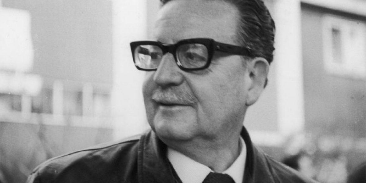 Infidelidad de Salvador Allende es revelada en Cannes