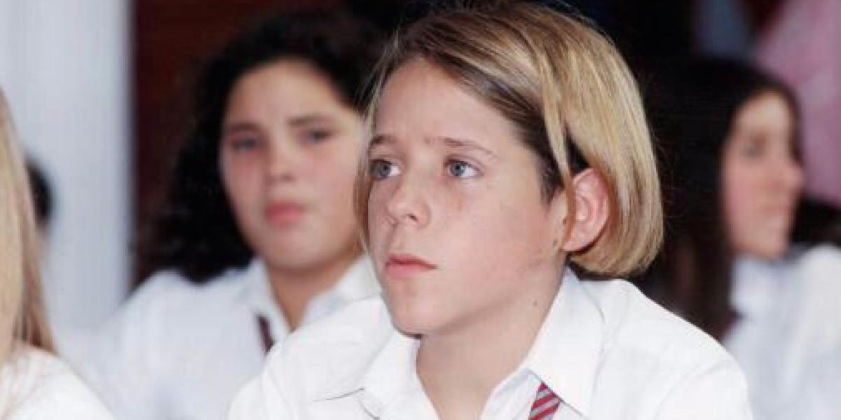Matías Vega se puso nostálgico y desclasificó fotos de su infancia