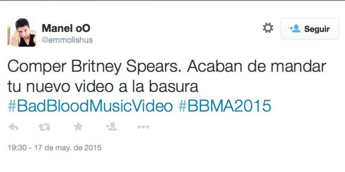 ¿Le robó a Britney? Esto es lo que dicen del nuevo video de Taylor Swfit