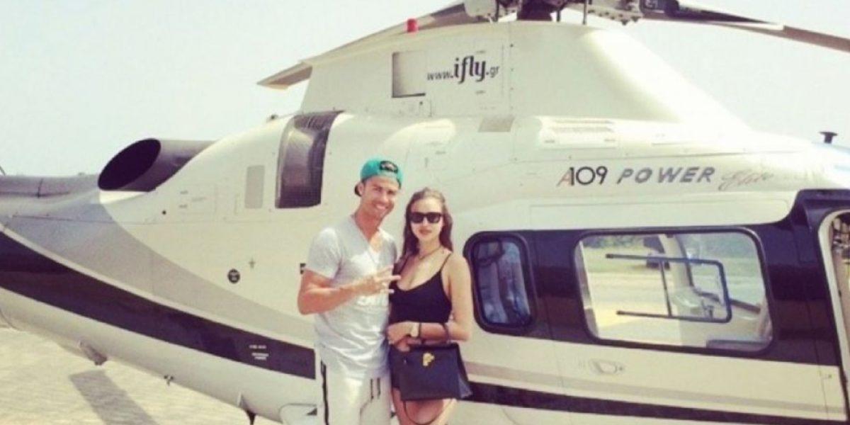 Irina Shayk fue engañada por Cristiano Ronaldo con al menos 10 mujeres