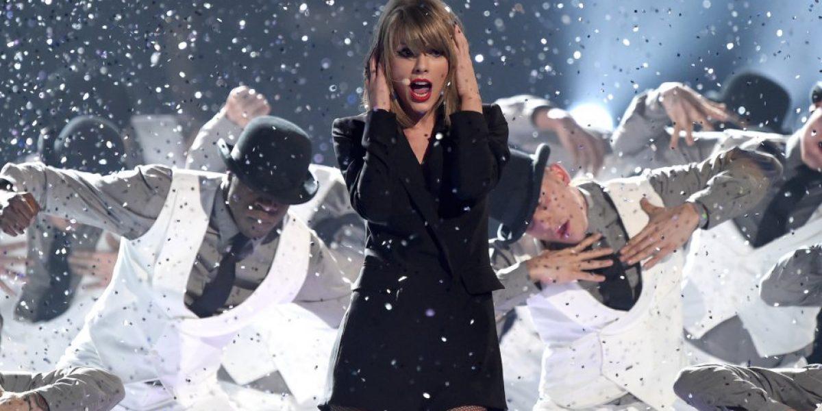 Taylor Swift es nombrada la mujer