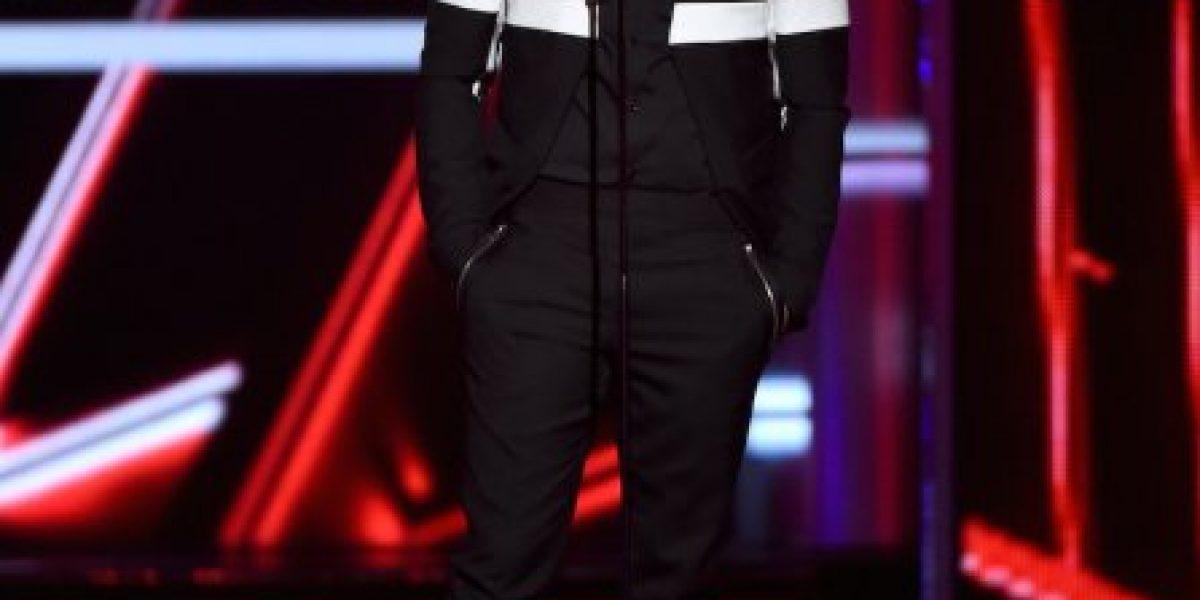 Confunden a Prince Royce con Romeo Santos en la alfombra roja de los Billboards