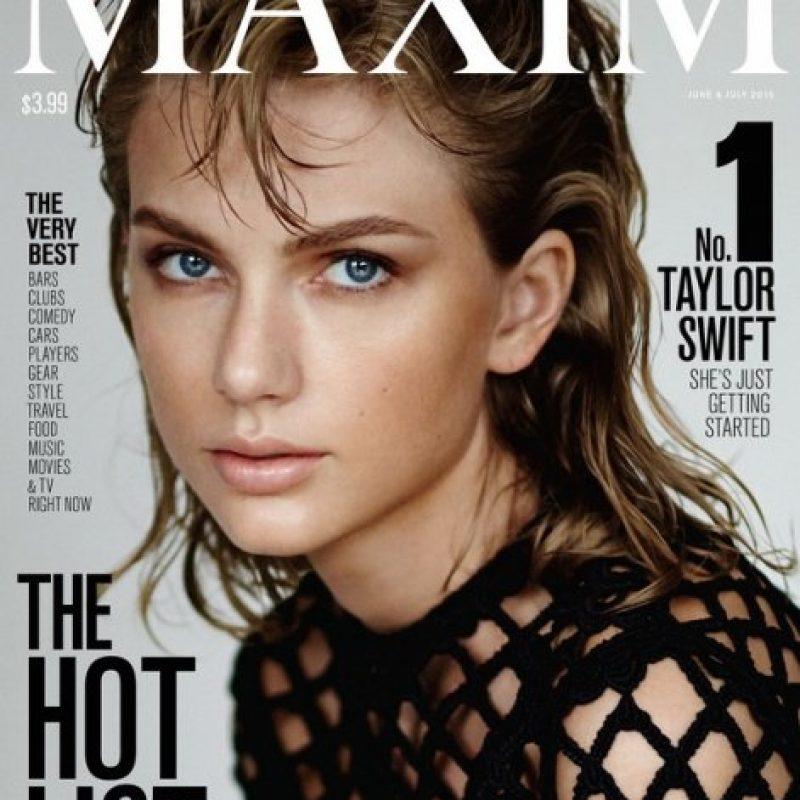 . Imagen Por: Revista Maxim