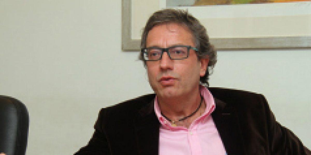 Bernardo Fontaine: