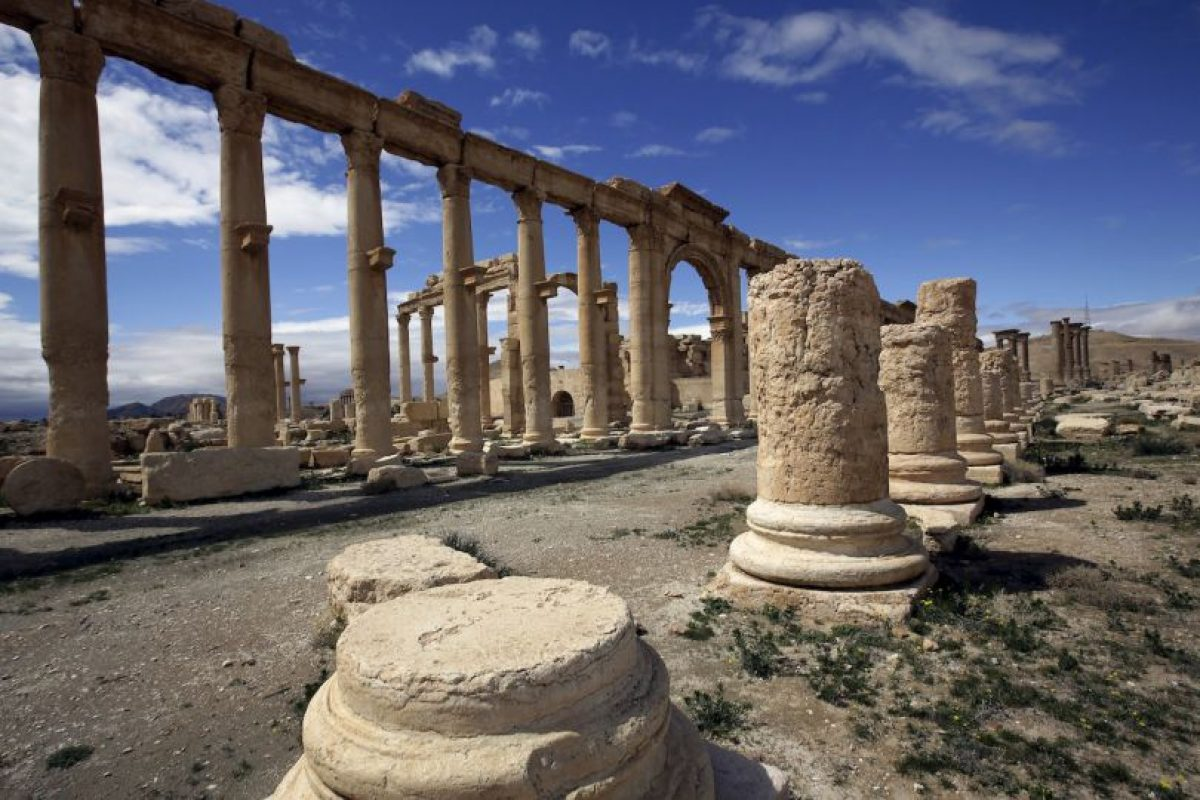 2. Dicha ciudad fue declarada como Patrimonio de la Humanidad por la UNESCO. Foto:AFP. Imagen Por: