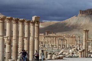No sería la primera vez que el grupo terrorista afecta lugares históricos y de alto valor cultural. Foto:AFP. Imagen Por: