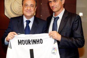 En 2010, José Mourinho llegó al Real Madrid. Foto:Getty Images. Imagen Por: