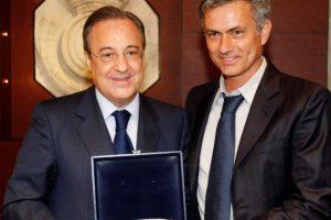 El portugués firmó con el cuadro merengue tras haber ganado la Liga, Copa y Champions con el Inter de Milán de Italia. Foto:Getty Images. Imagen Por: