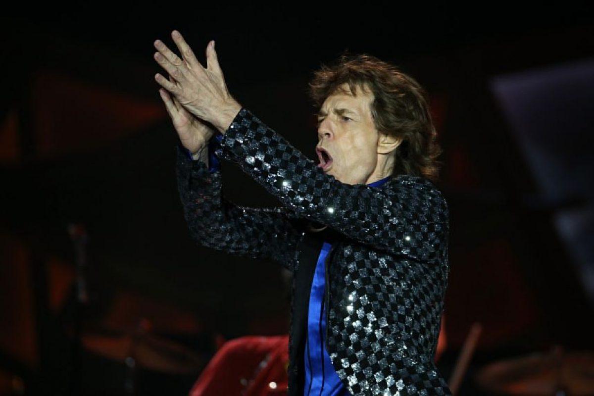 Mick Jagger Foto:vía Getty Images. Imagen Por: