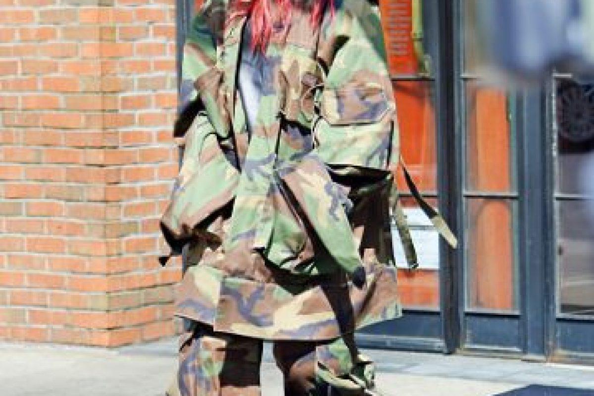 """Rihanna también fue acusada de """"tiranía"""" por uno de sus exempleados. Foto:vía Getty Images. Imagen Por:"""