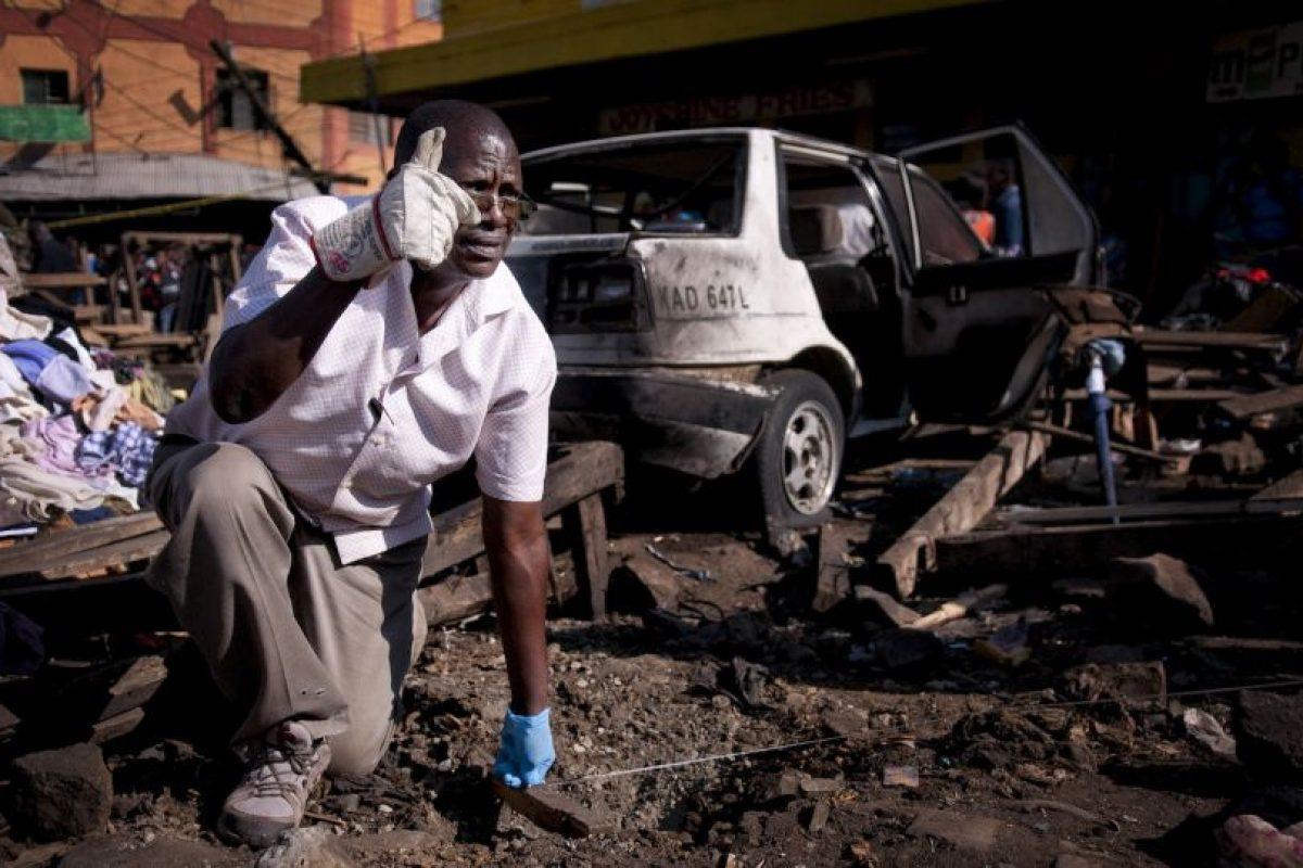 Aún nadie se ha adjudicado el atentado, pero sospechan del grupo islamista Boko Haram. Foto:Getty Images. Imagen Por: