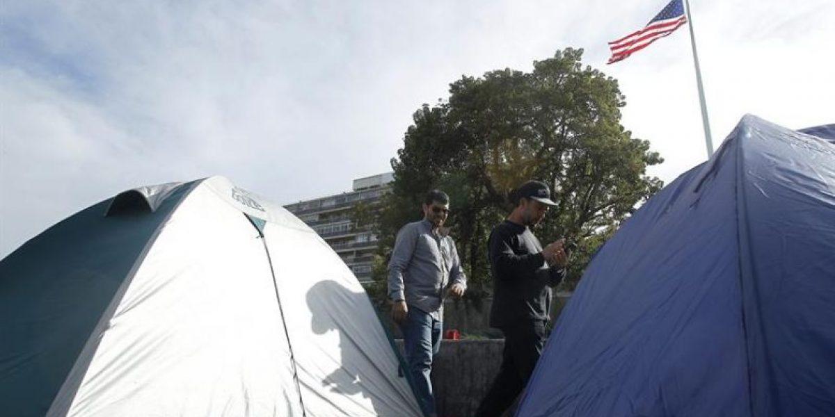 Exreos de Guantánamo cesan su protesta tras acuerdo con gobierno Uruguayo