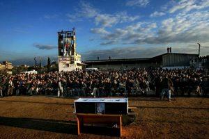 La mayoría de las ejecuciones normalmente se realizan en público. Foto:Getty Images. Imagen Por: