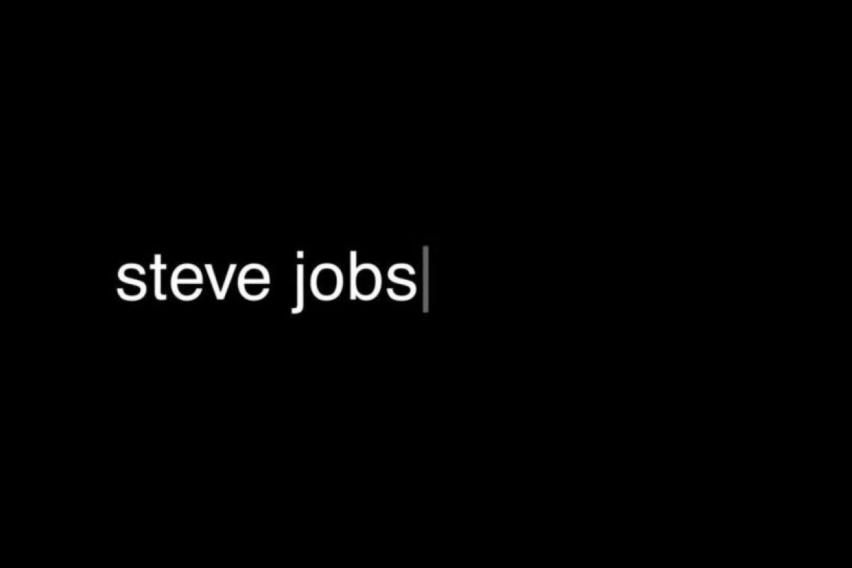 """""""Steve Jobs"""" se estrenará el próximo 9 de octubre. Foto:Universal Pictures. Imagen Por:"""