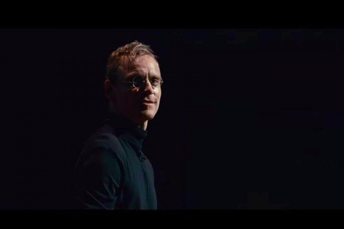 Michael Fassbender interpretará al fundador de Apple. Foto:Universal Pictures. Imagen Por: