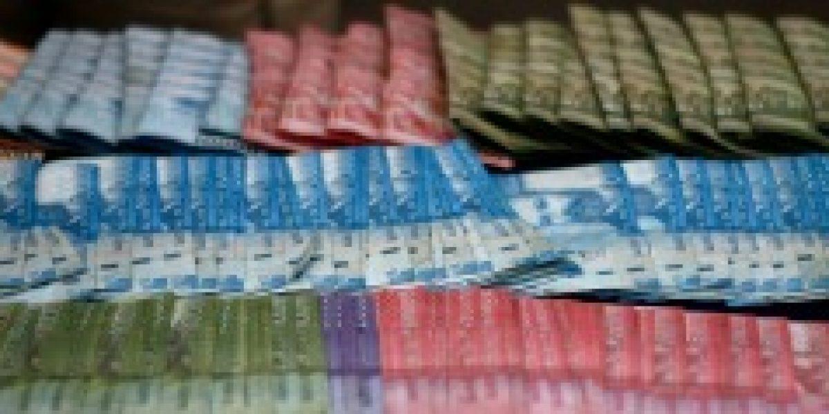 Retienen más de seis mil millones de pesos en segunda devolución de impuestos
