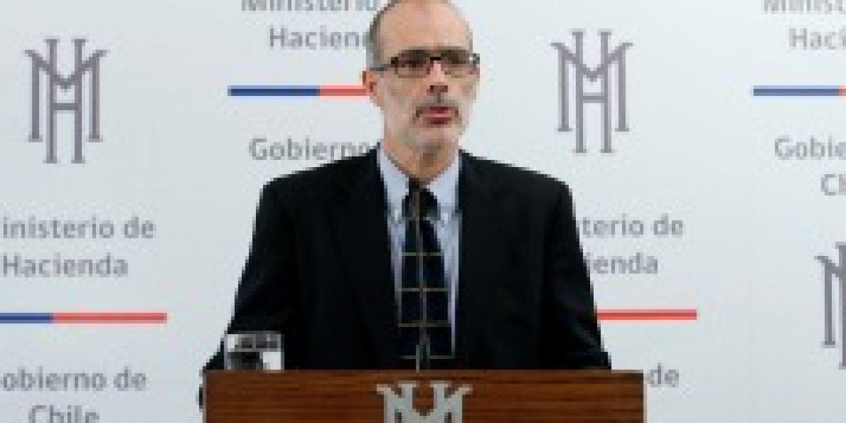 """Ministro de Hacienda es enfático: """"No estoy aquí para parar las reformas"""""""